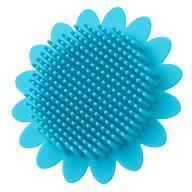 Губка для тела Roxy Kids силиконовая Подсолнух Голубая
