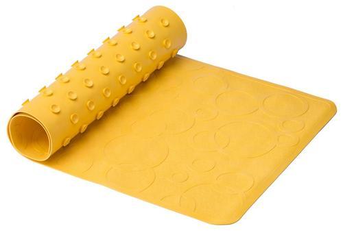 Коврик для ванны Roxy Kids 35x76см Желтый (5)