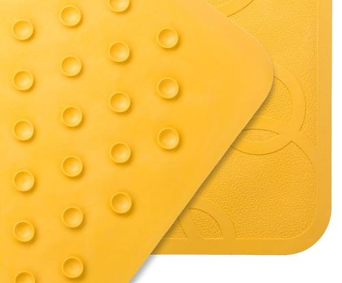 Коврик для ванны Roxy Kids 35x76см Желтый (6)