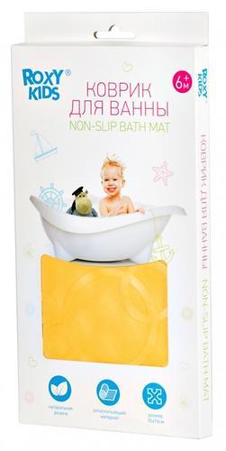 Коврик для ванны Roxy Kids 35x76см Желтый (8)