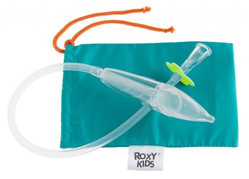 Аспиратор Roxy Kids назальный с мягким наконечником (12)