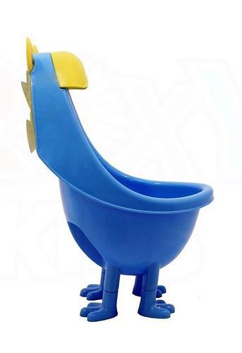 Писсуар Roxy Kids для мальчиков с прицелом Голубой (7)
