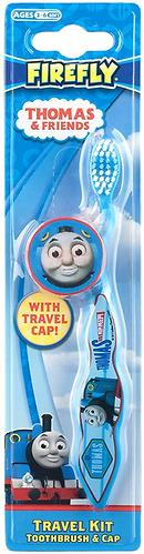 Зубная щетка Паровозик Томас и друзья с защитным чехлом (8)