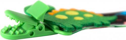 Держатель для пустышек Roxy Kids с игрушкой Динозаврик (7)
