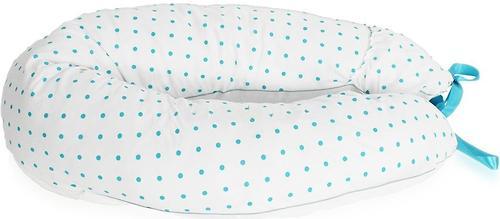 Подушка Roxy для беременных Премиум наполнитель холлофайбер/полистирол кармашек/завязки (3)
