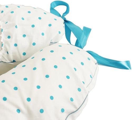 Подушка Roxy для беременных Премиум наполнитель холлофайбер/полистирол кармашек/завязки (4)
