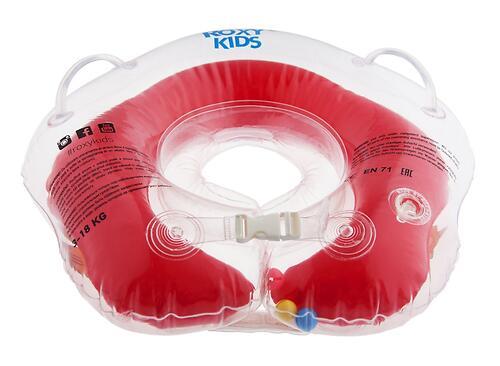 Круг на шею Roxy Kids Flipper для купания малышей 0+ Красный (8)