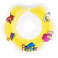 Круг на шею Roxy Kids Flipper для купания малышей 0+ Желтый