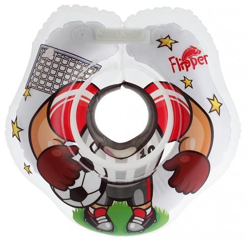 Круг на шею Roxy Kids Flipper для купания малышей Футболист (9)