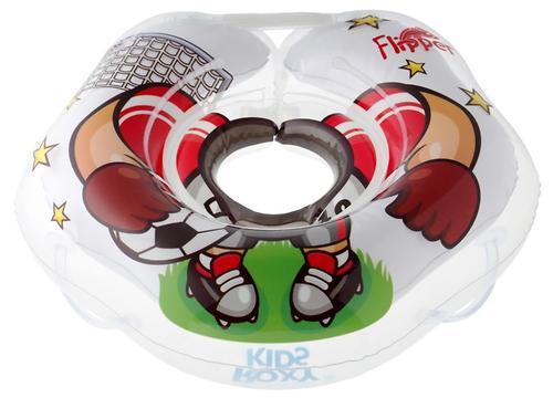Круг на шею Roxy Kids Flipper для купания малышей Футболист (10)