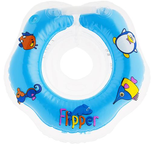 Круг на шею Roxy Kids Flipper для купания малышей 0+ (13)
