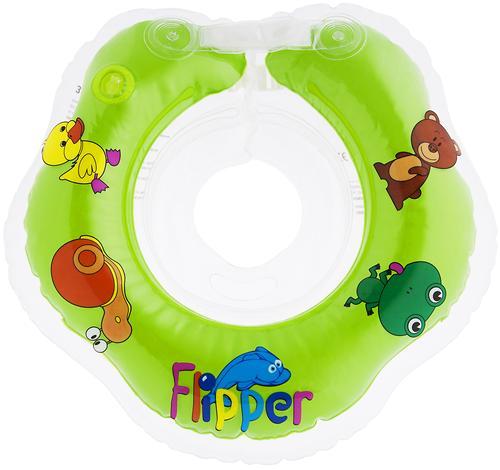Круг на шею Roxy Kids Flipper для купания малышей 0+ (15)