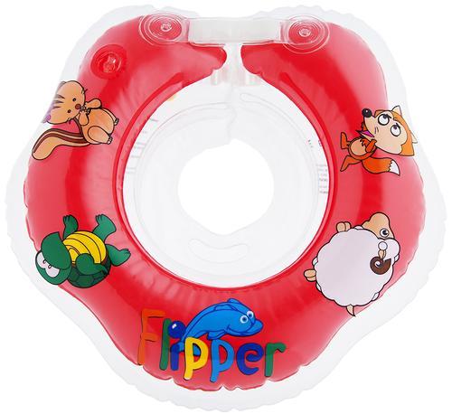 Круг на шею Roxy Kids Flipper для купания малышей 0+ (16)