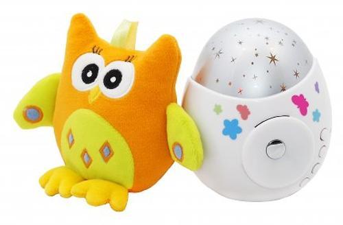 Проектор звездного неба Roxy Kids COLIBRI с совой в подарок (7)