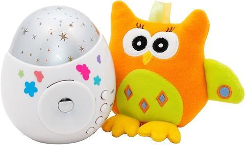Проектор звездного неба Roxy Kids COLIBRI с совой в подарок (6)