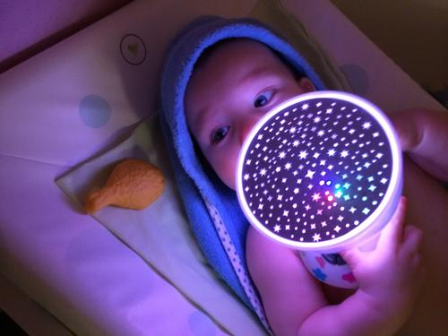 Проектор звездного неба Roxy Kids Olly с совой в подарок (19)
