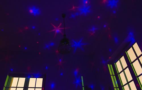 Ночник-проектор звездного неба Roxy Kids с игрушкой Little Owl Розовый + плюшевая Сова (9)