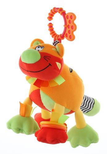 Игрушка Roxy Kids развивающая Тигренок Бонс со звуком (7)