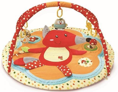 Развивающий игровой коврик Roxy Kids Лисичка и ее друзья с дугами (9)
