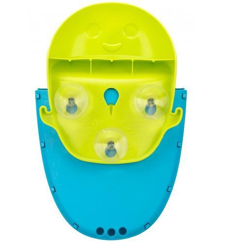 Органайзер-сортер Roxy Kids Dino с полочкой для хранения игрушек и банных принадлежностей Голубой (14)