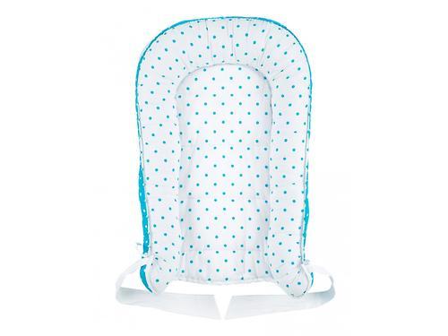 Кокон-гнездо Roxy Kids для новорожденных цвет - голубой (11)