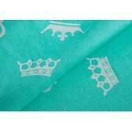 Наволочка Roxy Kids для подушки 35х165см Короны