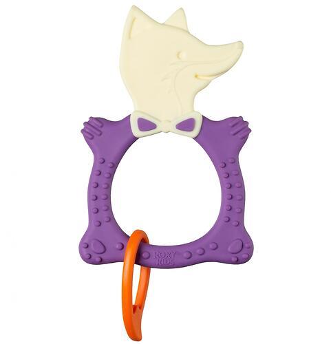 Прорезыватель ROXY-KIDS универсальный Fox Фиолетовый (7)