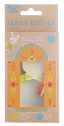 Прорезыватель универсальный Roxy Kids BunnyЗеленый (11)