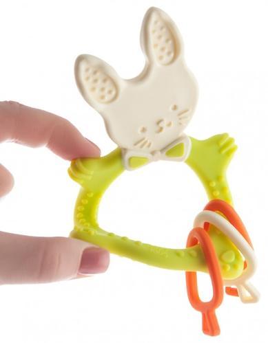 Прорезыватель универсальный Roxy Kids BunnyЗеленый (9)