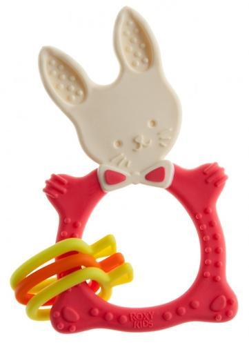 Прорезыватель универсальный Roxy Kids Bunny Коралловый (7)
