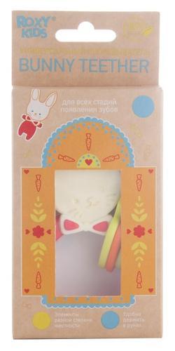 Прорезыватель универсальный Roxy Kids Bunny Коралловый (11)