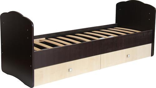 Уценка! Кроватка детская Фея 2100 Венге-клен (5)