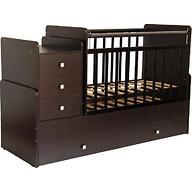 Кроватка детская Фея 1100 Венге