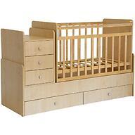 Кроватка детская Фея 1100 Клен