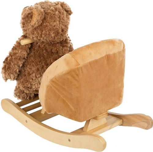 Уценка! Качалка-игрушка Мишка Коричневый (8)