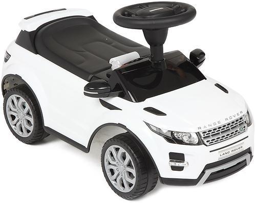 Каталка-толокар Land Rover Range Rover Evoque Z348 White (1)