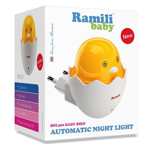 Автоматический детский ночник Ramili Baby BNL300 (6)