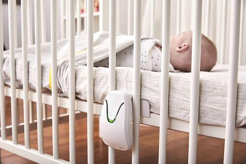 Видеоняня Ramili Baby RV350 с монитором дыхания BabySense 7 Plus (11)