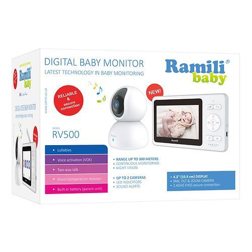 Видеоняня Ramili Baby RV500 (6)