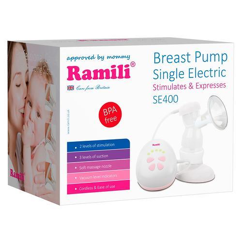 Молокоотсос Ramili SE400 двухфазный электрический (4)