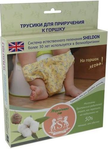 Трусики для приучения к горшку Sheldon 13-16 кг (6)