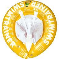 Надувной круг для плавания Swimtrainer желтый от 4 до 8 лет