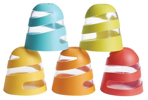 Набор игрушек стаканчиков Tiny Love для ванны (4)