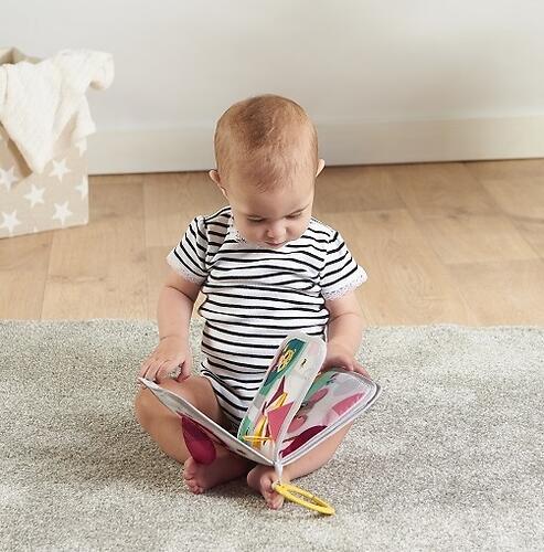 Игрушка книжка Tiny Love Принцесса (11)