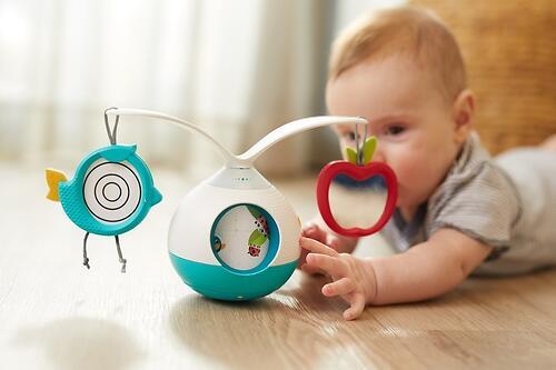 Развивающая игрушка музыкальная каруселька Tiny Love Солнечная полянка (6)