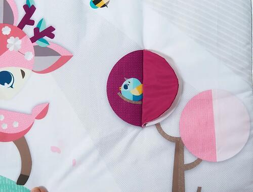 Развивающий коврик Tiny Love тип путешественник Принцесса (12)