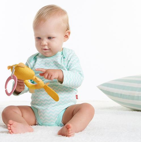 Игрушка подвеска TinyLove Принцесса Бобрик (8)