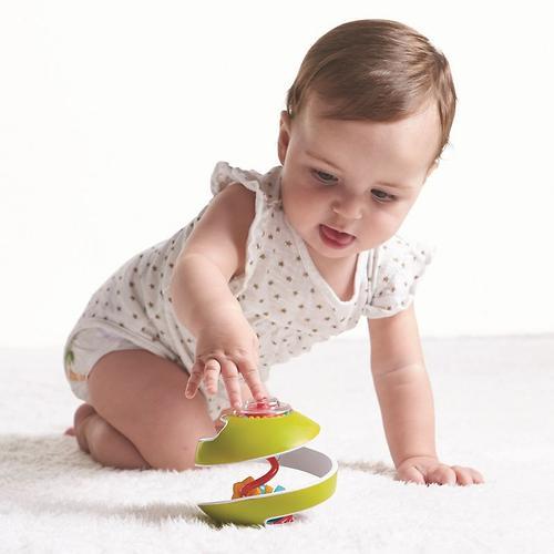 Развивающая игрушка TinyLove Чудо-шар Зеленый (4)