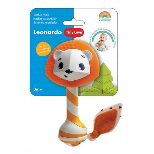 Развивающая игрушка Tiny Love Львёнок Леонардо (7)