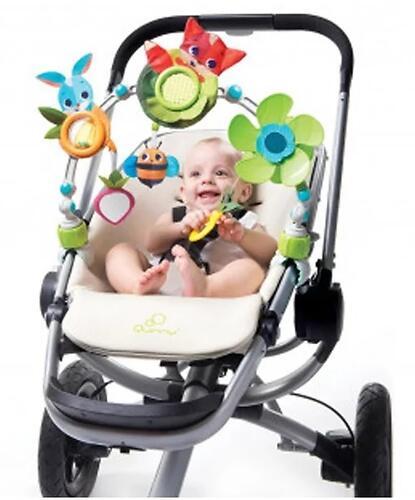Дуга-трансформер Tiny Love Солнечная полянка для коляски и автокресла (6)